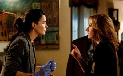 Angie Harmon et Sasha Alexander (Rizzoli & Isles)