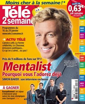 Mentalist - Télé 2 Semaines
