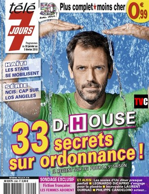 Dr House - Télé 7 Jours