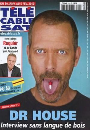 Dr House - Télé Cable Sat Hebdo