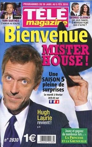 Dr House - Télé Magazine