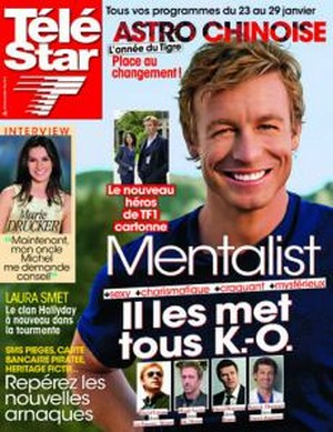 The Mentalist - Télé Star