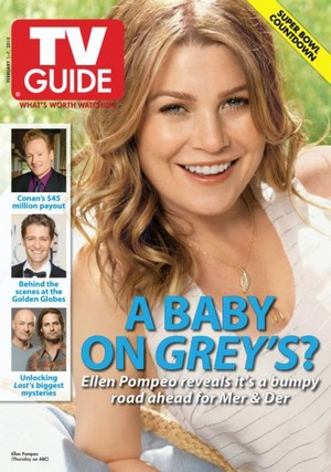 Ellen Pompeo - TV Guide