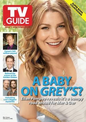 Ellen Pompeo - TV Guide