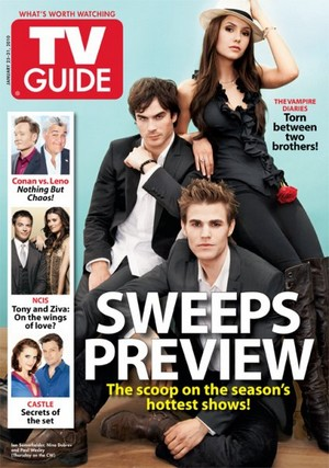 The Vampire Diaries - TV Guide
