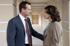 Bill Paxton et Jeanne Tripplehorn
