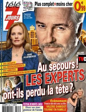 Les Experts - Télé 7 Jours