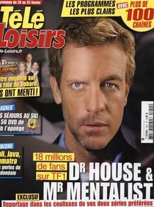 House et Mentalist - Télé Loisirs