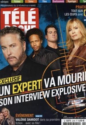 Les Experts - Télé Poche