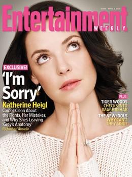 Katherine Heigl (EW du 26/03)