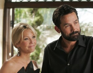 Heather Locklear et Billy Campbell (Melrose Place)