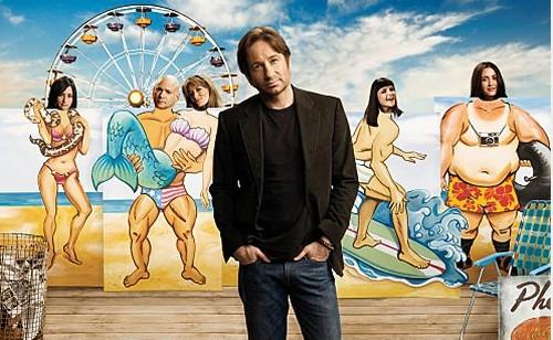 C'est la fin de la 2ème saison de Californication cette semaine sur M6