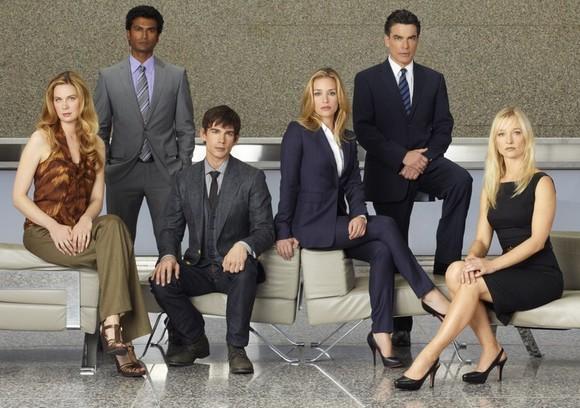 Le cast de Covert Affairs, l'une des nouveautés US de cet été