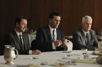 Mad Men, épisode 4.01