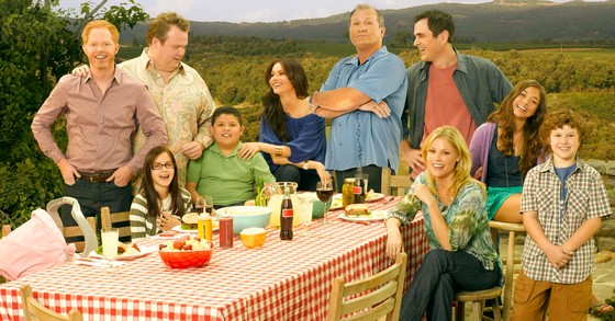 Modern Family obtient 14 nominations