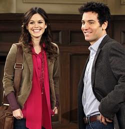 Rachel Bilson et Josh Radnor