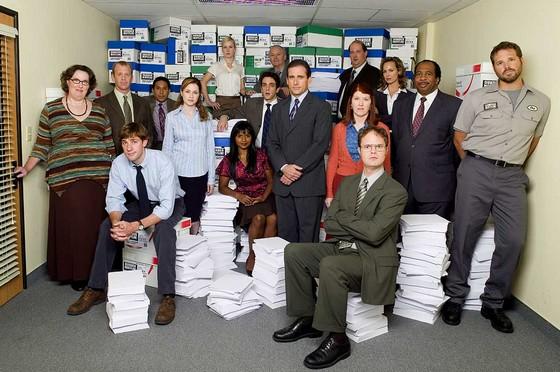 L'équipe de The Office