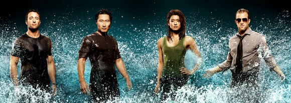Le cast de Hawaii Five-O