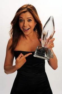 Alyson Hannigan, lauréate en 2010