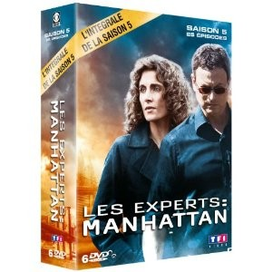 Les Experts Manhattan - saison 5