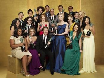 Le Glee Club, lauréat en 2010