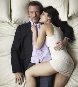 Hugh Laurie et Lisa Edelstein - House | FOX