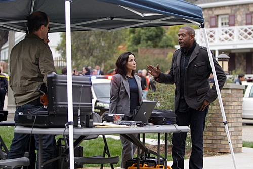 Criminal Minds: Suspect Behavior | CBS