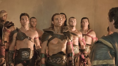 Spartacus: Gods of The Arena | Starz