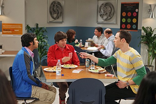 The Big Bang Theory - 4.18 | CBS