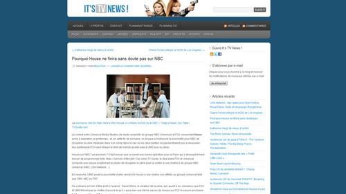 It's TV News !, ça ressemble à ça !