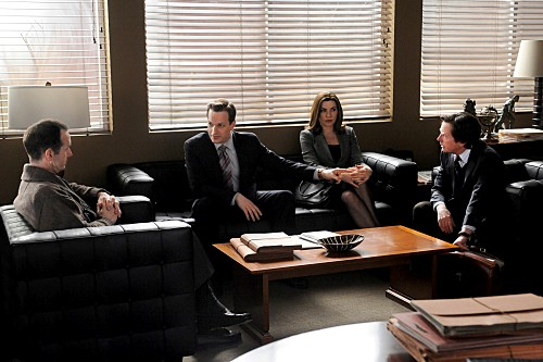 The Good Wife - 2.18 | CBS