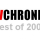 TV Chronik Best of 2009 : les résultats