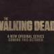 The Walking Dead débarque sur AMC le soir d'Halloween (trailer)